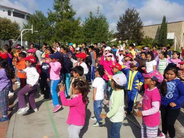 Comienza el curso de verano Idet-Crart Tlaxcala en Movimiento