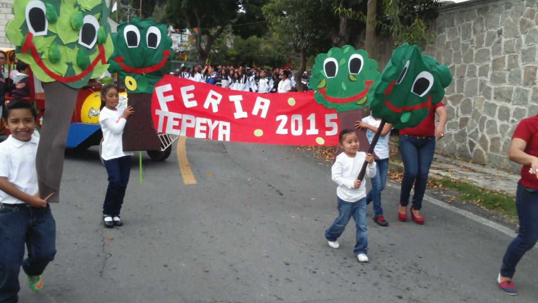 Inicia la Feria de San Franciso Tepeyanco 2015