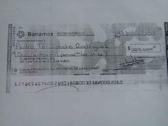 Ejecutado había denunciado a Pedro Tecuapacho por fraude