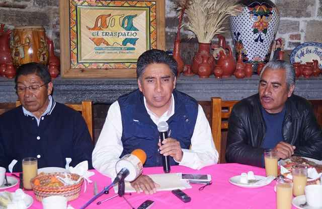 Mano negra e intereses políticos de Angélica Zarate y Santiago Sesín en Panotla