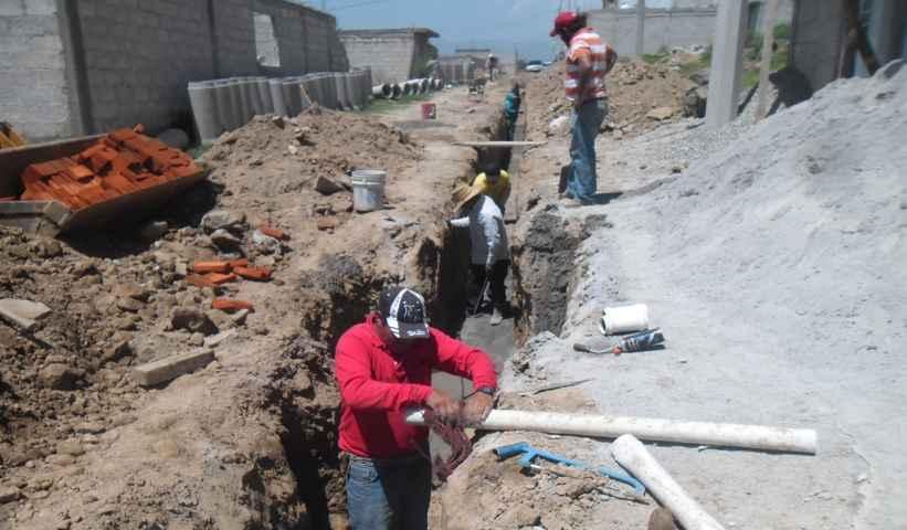 CAPAM Calpulalpan detecta y repara fugas ocultas de agua potable