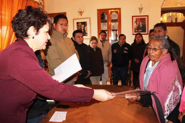Ayuntamiento de Huamantla cumple con su personal