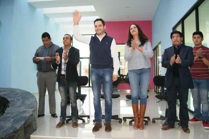 INANJUVE inaugura centro de entretenimiento para jóvenes en Nanacamilpa