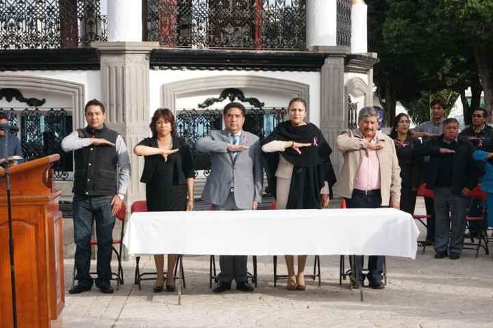 Conmemoran en Nanacamilpa incorporación de Calpulalpan a Tlaxcala