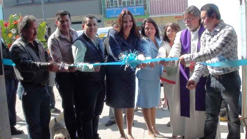 LCOC encabeza apertura del Mercado Municipal