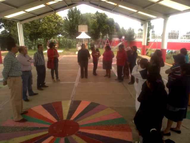 Se implementa programa de agricultura en educación inicial en Contla