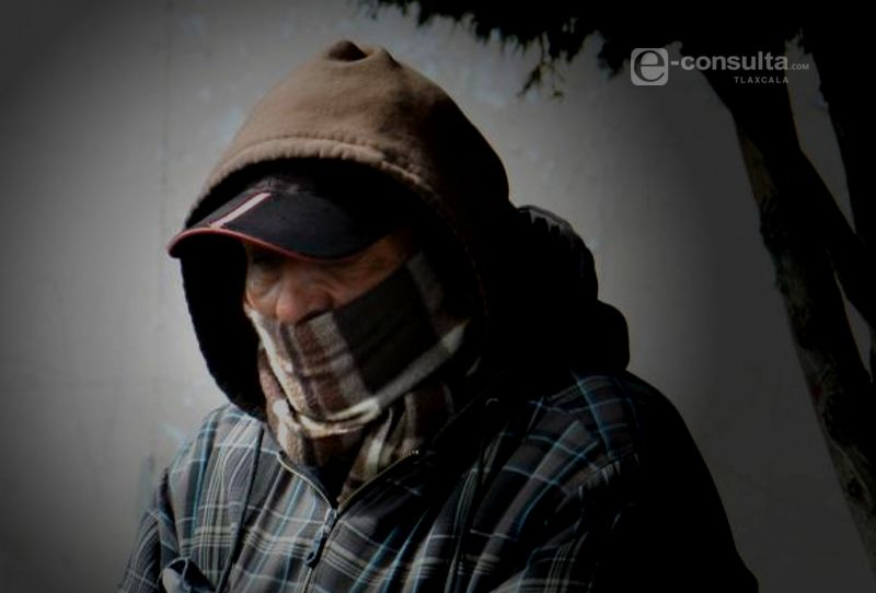Ambiente frío y lluvias escasas o lloviznas para Tlaxcala