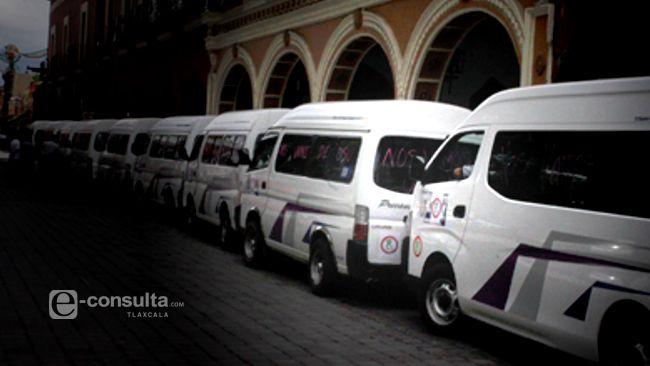 Inmovilizan 15 unidades de transporte público por no respetar tarifa del pasaje