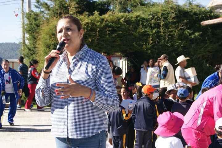 Inicia programa de Activación Física Escolar Municipal en Nanacamilpa