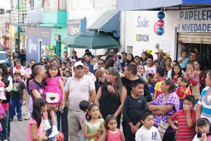 "Continúan ""Domingos Culturales"" en Nanacamilpa"
