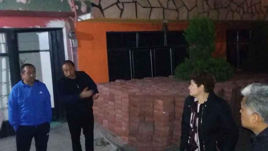 Diputada Juana de Guadalupe cumple promesa en Chimalpa