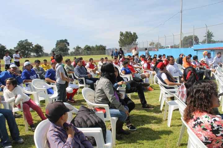 Yauhquemehcan cuenta con nueva unidad deportiva obra de Adriana Dávila