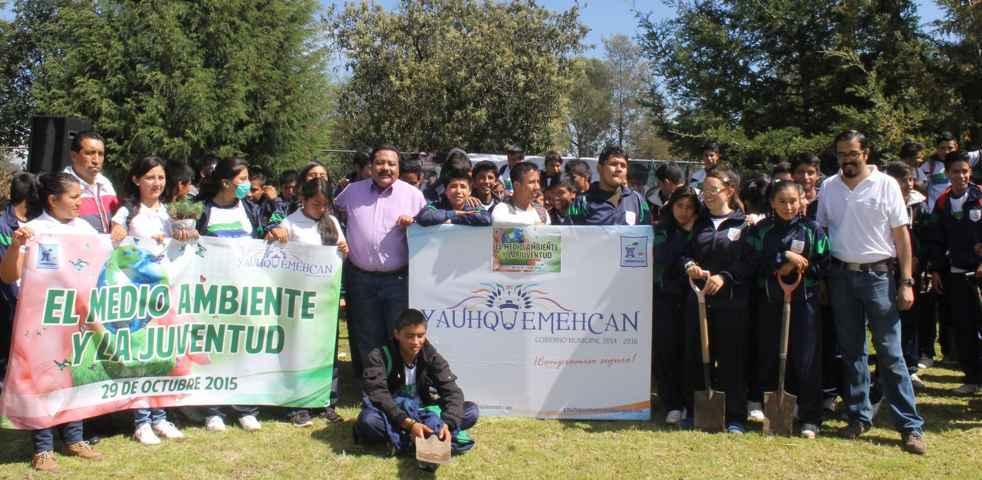 """Implementa jornada por """"El Medio Ambiente y la Juventud"""""""