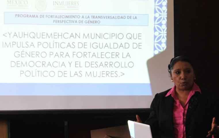 """Yauhquemehcan invita al primer foro de """"políticas de igualdad"""""""