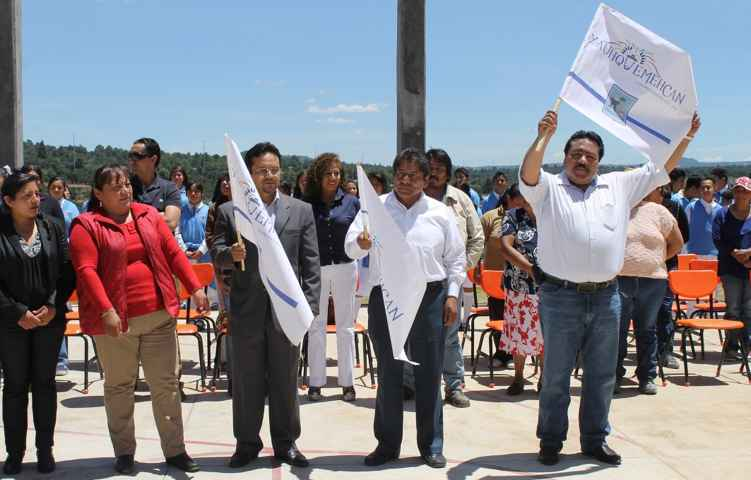 Consolidan infraestructura educativa en Yauhquemehcan