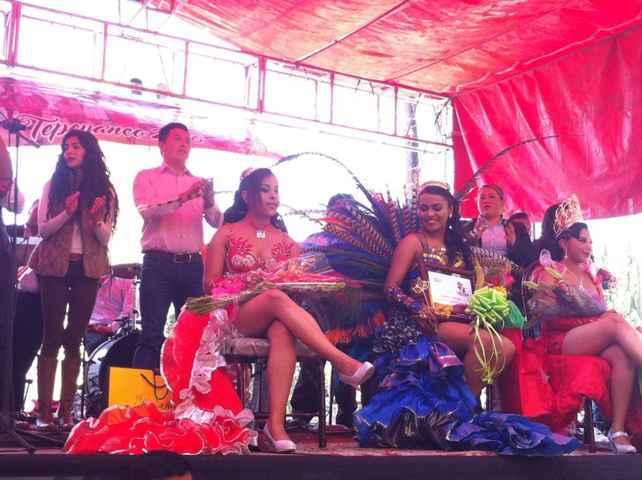 Vive Tepeyanco su tradicional Carnaval