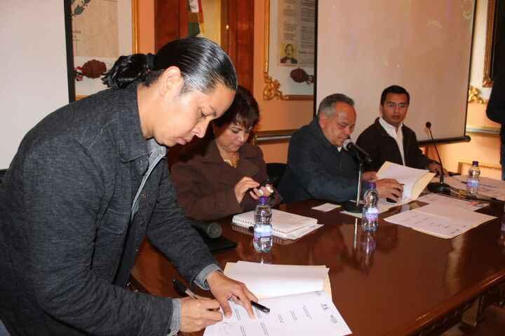 Firma SESA convenio para crear comité municipal contra las adicciones