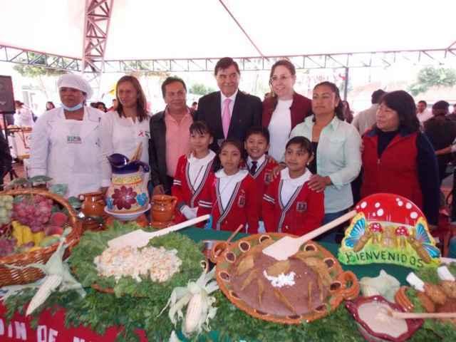 """Xiloxoxtla Participa en el """"Día Mundial de la alimentación"""""""