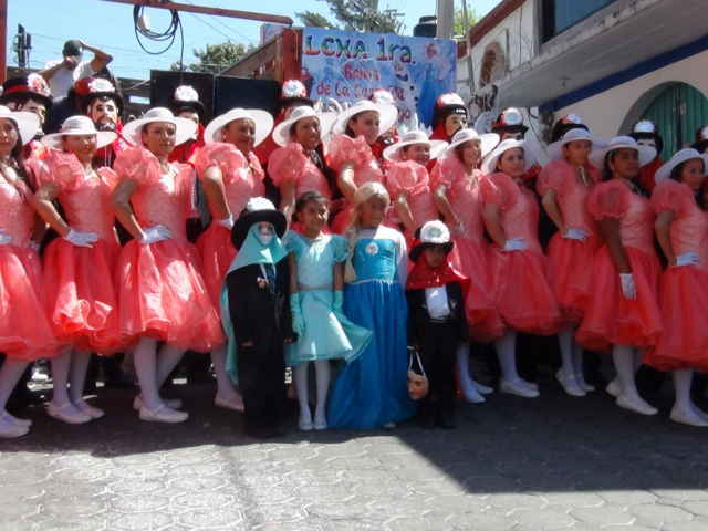 Invitan a la camada de Santa Domingo de Panotla a presentarse en otros remates de Carnaval