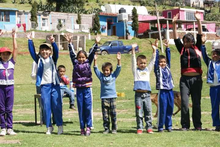 Promueven cultura contra trabajo infantil en Nanacamilpa