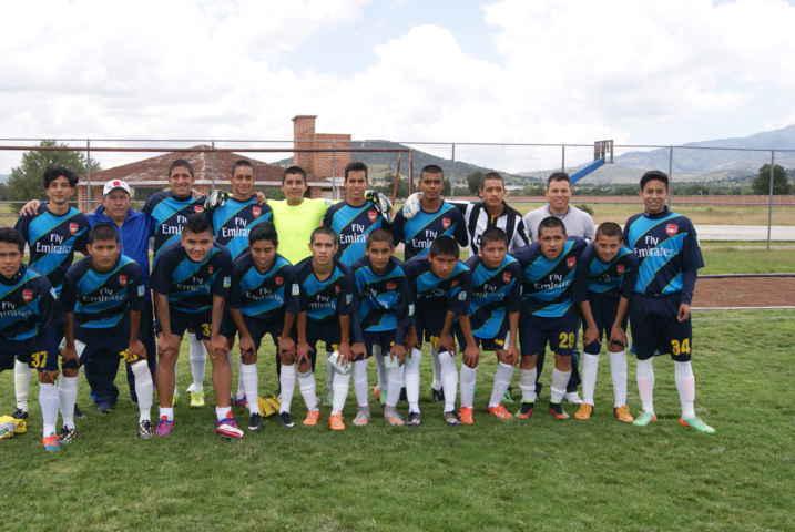 Golea 7-0 Linces de la UMT al Puebla RV en Cuarta Premier