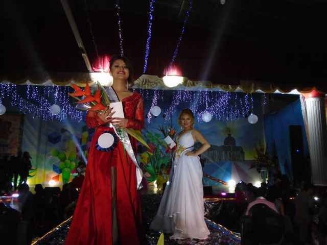 Eligen reina de feria Tequexquitla 2016