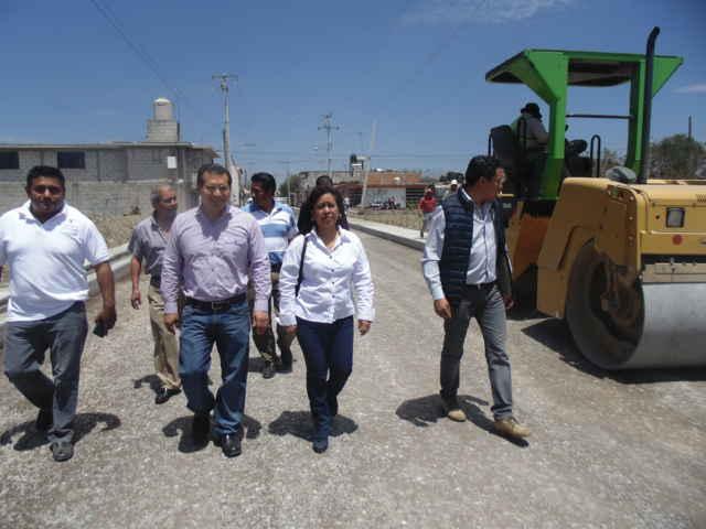 15 millones de pesos más de inversión para Amaxac