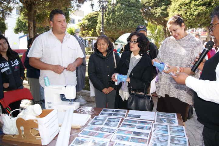 Realizan demostración de talleres de Misiones Culturales en Nanacamilpa