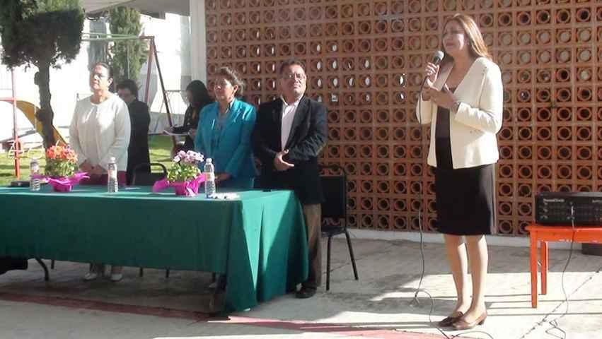 Inician campaña contra violencia de género en Nanacamilpa