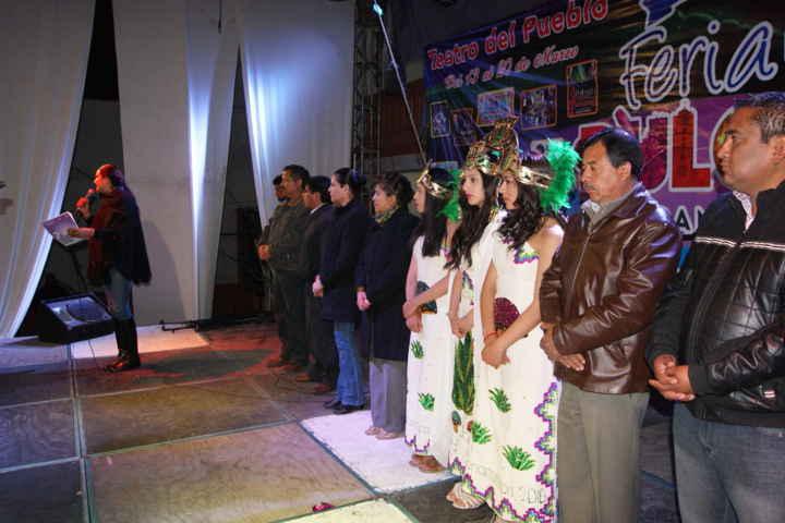 Un éxito total la XXXVII Feria del Pulque Nanacamilpa 2016