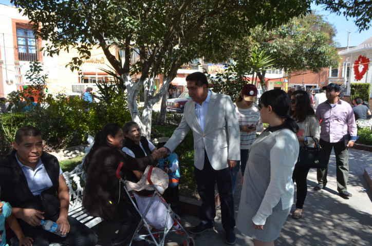 Realizan Jóvenes Calpulalpenses Festival de Amor