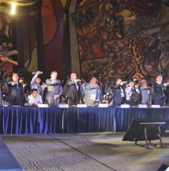 Asume VHR Vicepresidencia del Consejo Directivo de la CONAMM