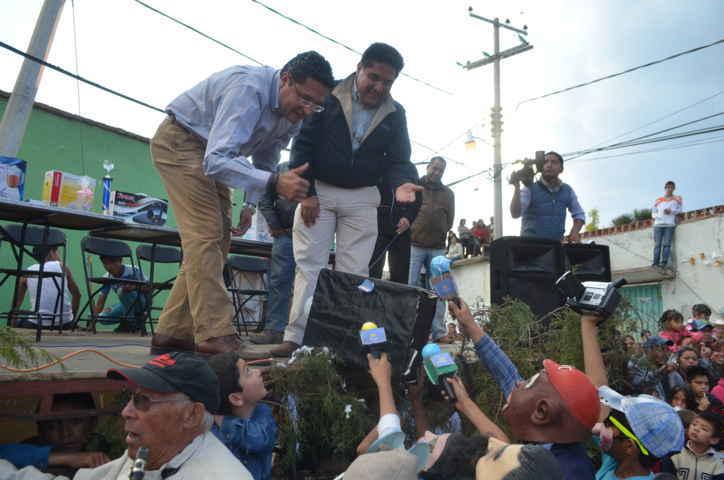 """Encabeza VHR clausura de Carnaval en """"Santiago Cuaula"""""""