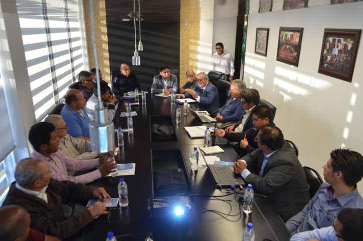 Realiza Comité de Seguridad de Calpulalpan reuniones continuas