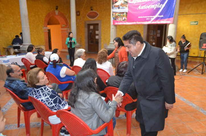 SMDIF  Calpulalpan, Curso-taller de Gastronomía