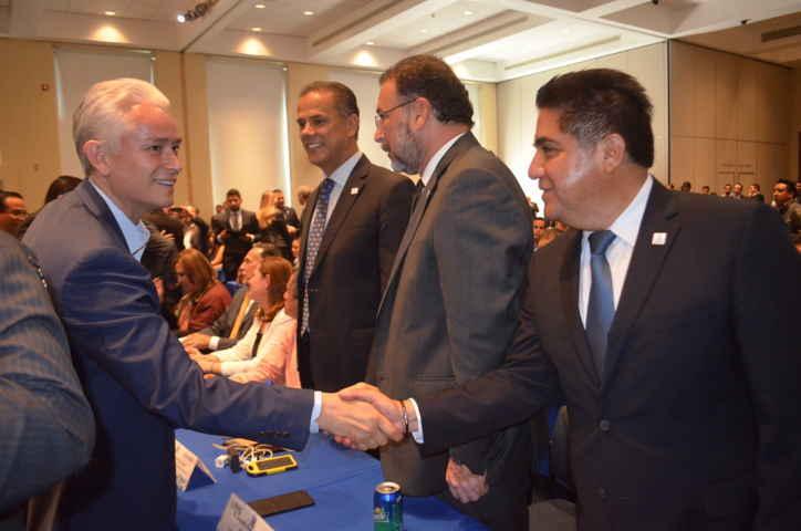 """Acude VHR a """"Encuentro de Autoridades Electas de la ANAC"""""""