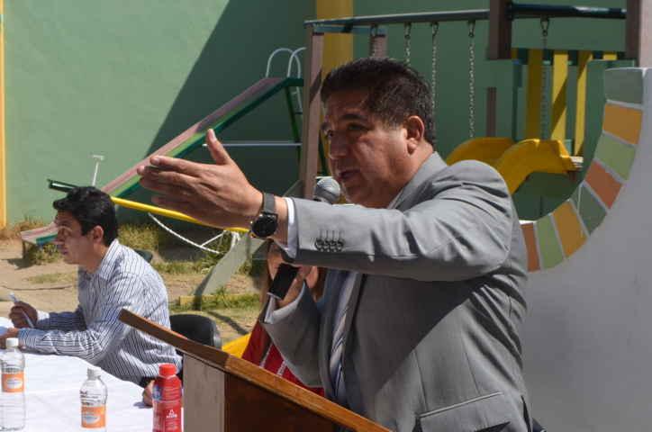 Ocho Escuelas más de Calpulalpan contaran con Techumbre Escolar en 2016