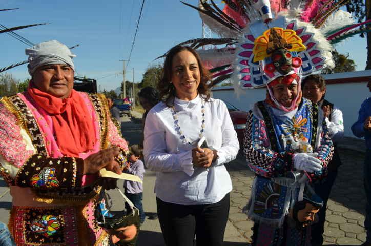 El carnaval mantiene viva la identidad de los tlaxcaltecas: ADF