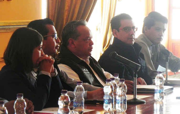 Llevan a cabo en Huamantla la segunda sesión del consejo municipal de seguridad pública