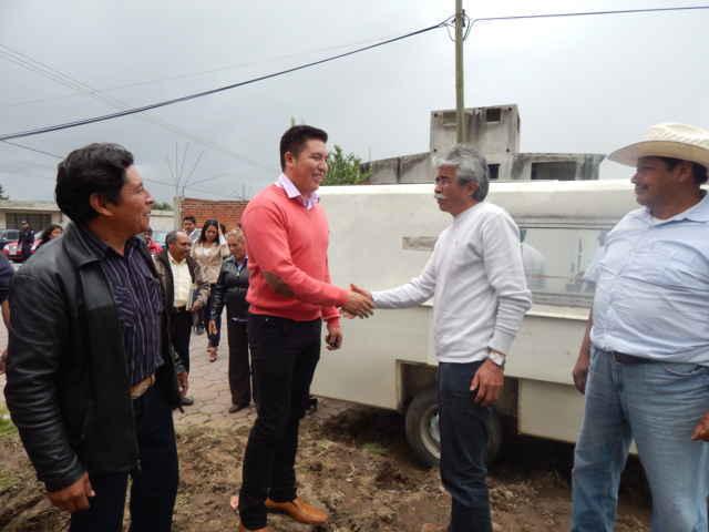 Tepeyanco invirtió 3.5 mdp en perforación y equipamiento de pozos