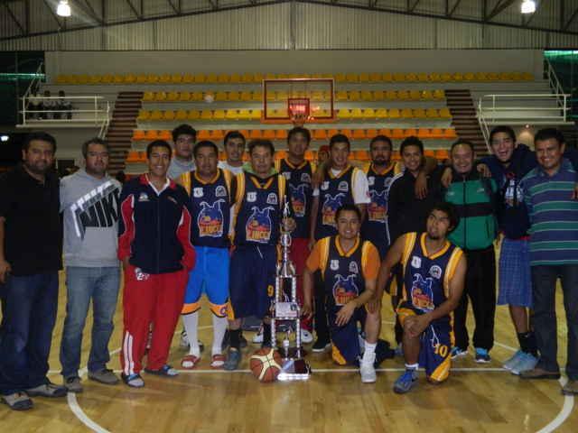 Obtienen Linces de la UMT tercer lugar en el Carnaval de Campeones de la LNB