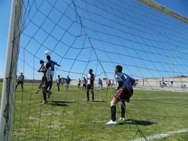 Impone Linces de la UMT marcador de 6-1 ante Atlas Real Imperio