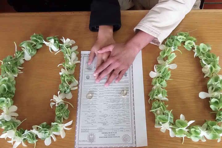 Celebra Tlaxcala primer matrimonio igualitario