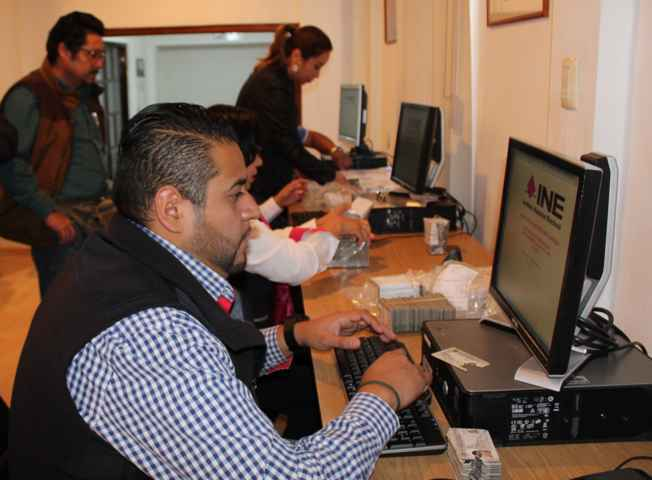 Destruye INE más de 4 mil credenciales para votar