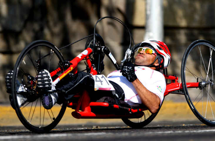 Tlaxcala sede del Serial de Paraciclismo Nacional de preparación a Juegos Parapanamericanos