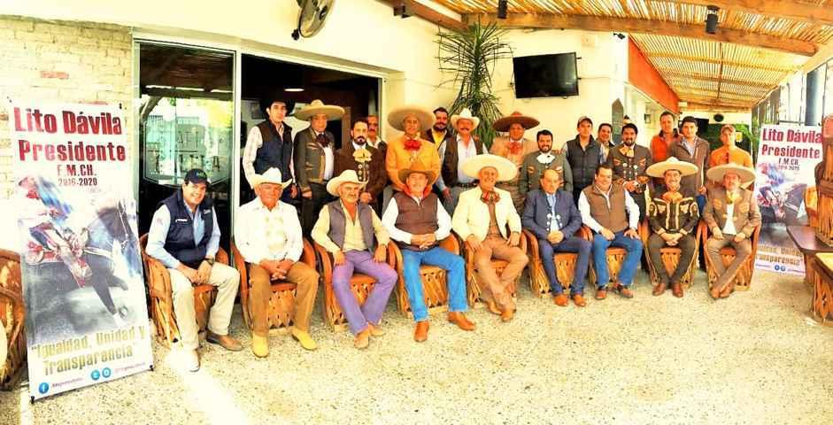 Visita Tlaxcala el pre candidato a la F.M.Ch., este miércoles