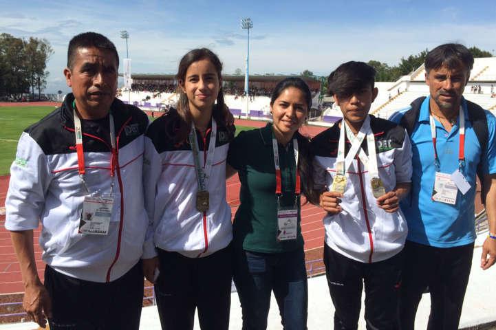 Reconocen a tlaxcaltecas que ganaron nueve medallas de oro