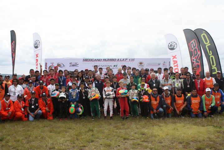 Realizan en Tlaxcala la competencia de kartismo