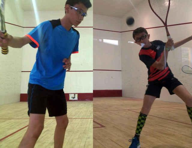 Felicitan a deportistas tlaxcaltecas ganadores de oro y plata en Squash