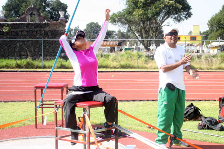 Tres tlaxcaltecas representarán a México en Juegos Parapanamericanos